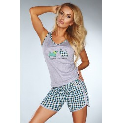 Pijama Modelo 720 – Verde