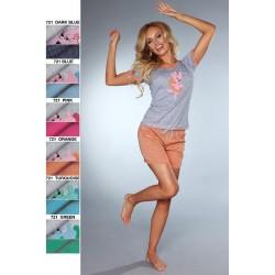 Pijama Modelo 721 – Rosa